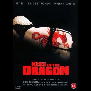 u16416 Kiss Of The Dragon (UDEN COVER)