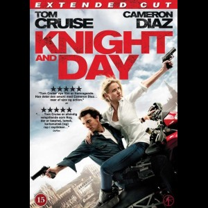 u14553 Knight And Day (UDEN COVER)
