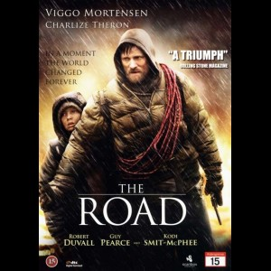 u14096 The Road (UDEN COVER)