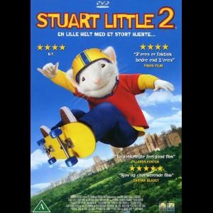 u7334 Stuart Little 2 (UDEN COVER)