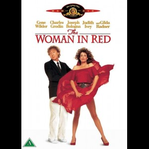 u16385 The Woman In Red (UDEN COVER)