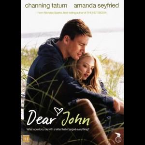 u13809 Dear John (UDEN COVER)