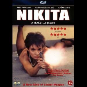 u15231 Nikita (La Femme Nikita) (UDEN COVER)