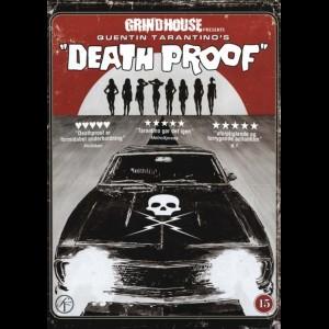 u13524 Death Proof (UDEN COVER)