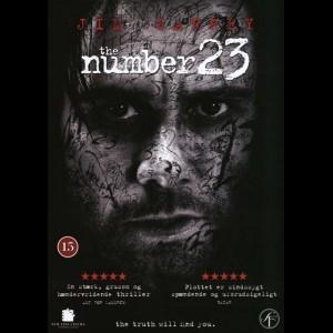 u7195 The Number 23 (UDEN COVER)