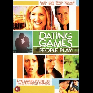 u2794 Dating Games People Play (UDEN COVER)