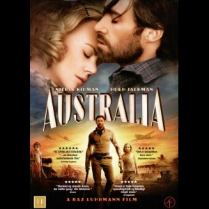 u4063 Australia (UDEN COVER)