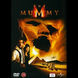 u6722 Mumien (The Mummy) (UDEN COVER)