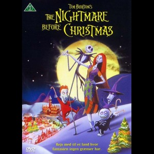 u16612 The Nightmare Before Christmas (UDEN COVER)