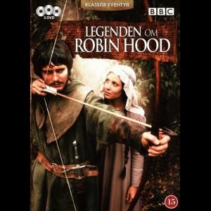 u10058 The Legend Of Robin Hood  -  2 disc (UDEN COVER)