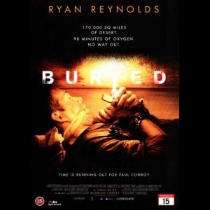 u15270 Buried (UDEN COVER)