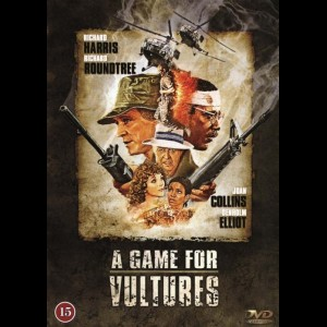 u16465 A Game For Vultures (UDEN COVER)