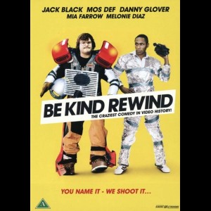u2875 Be Kind Rewind (UDEN COVER)