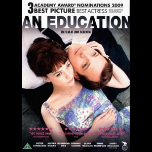 u12281 An Education (UDEN COVER)