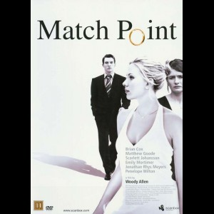 u2894 Match Point (UDEN COVER)