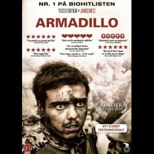u15382 Armadillo (UDEN COVER)