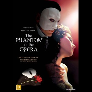 u16795 The Phantom Of The Opera (2004) (UDEN COVER)