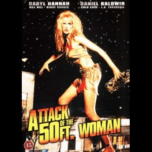u5399 Attack Of The 50 Foot Woman (UDEN COVER)