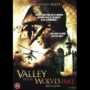 u16167 Valley Of The Wolves: Iraq (UDEN COVER)