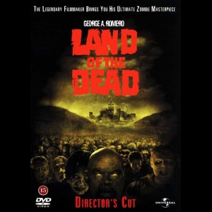 u12596 Land Of The Dead (UDEN COVER)