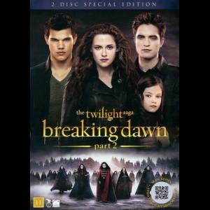 u12131 The Twilight Saga: Breaking Dawn - Del 2 (UDEN COVER)