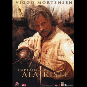 u16392 Captain Alatriste (UDEN COVER)