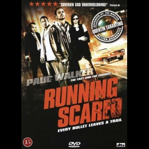 u2969 Running Scared (UDEN COVER)
