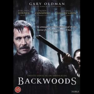 u12382 Backwoods (UDEN COVER)