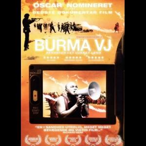 u3001 Burma VJ: Reporter i et lukket land (UDEN COVER)