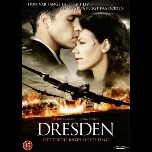 u16176 Dresden: Det Tredje Riges Sidste Dage (UDEN COVER)
