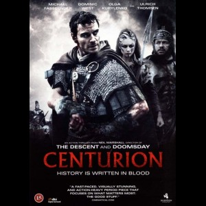 u12391 Centurion (UDEN COVER)