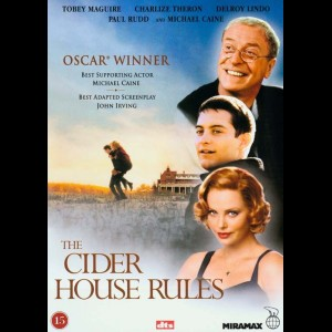 u12338 Æblemostreglementet (Cider House Rules) (UDEN COVER)