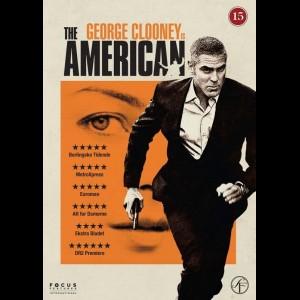 u15288 The American (UDEN COVER)
