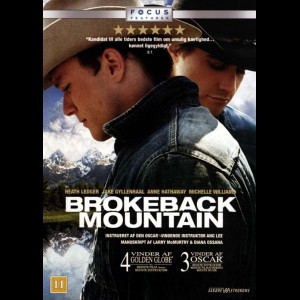 u12113 Brokeback Mountain (UDEN COVER)