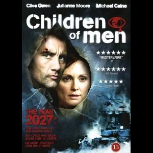 u4251 Children Of Men (UDEN COVER)