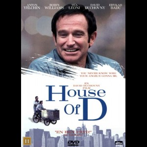 u11598 House of D (UDEN COVER)
