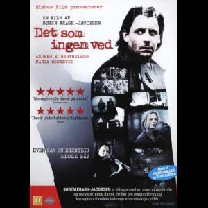u16095 Det Som Ingen Ved (UDEN COVER)