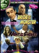 Bride Of The Monster + Night Of The Ghouls