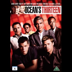 u7066 Oceans Thirteen (UDEN COVER)