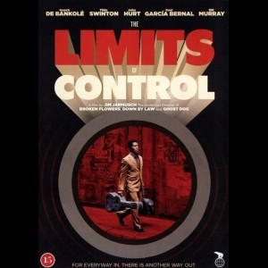 u3087 The Limits Of Control (UDEN COVER)