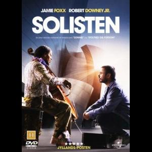 u17194 Solisten (The Soloist) (UDEN COVER)