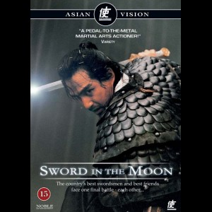 u15521 Sword In The Moon (UDEN COVER)