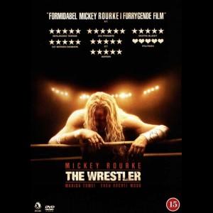 u3123 The Wrestler (UDEN COVER)