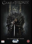 Game Of Thrones: Sæson 1