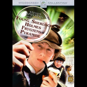 Young Sherlock Holmes: Frygtens Pyramide