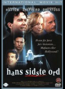 Hans Sidste Ord (The Last Word)