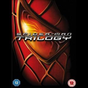 Spider-man 1-3  -  3 disc