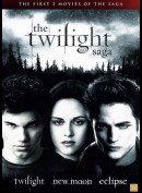 The Twilight Saga: The First 3 Movies Of The Saga