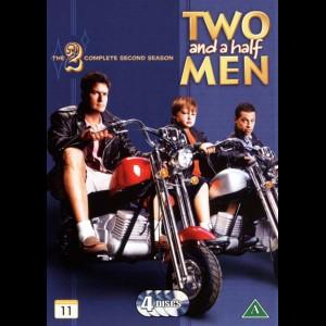 -2347 Two And A Half Men: Sæson 2 (KUN ENGELSKE UNDERTEKSTER)