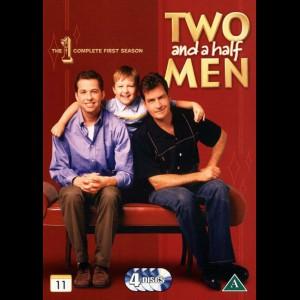 -1996 Two And A Half Men: Sæson 1 (KUN ENGELSKE UNDERTEKSTER)